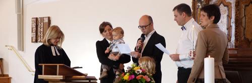Wissenswertes Zur Taufe